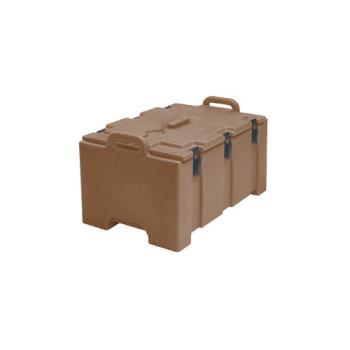 CAM100MPCHL131 - Cambro - 100MPCHL131 - Camcarrier Full Size 8 in Deep Brown Pan Carrier Product Image
