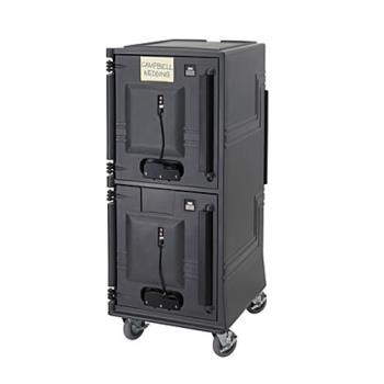 CAMCMBPH2HD615 - Cambro - CMBPH2HD615 - Tall Insulated Electric 220V Food Transport Cart Product Image