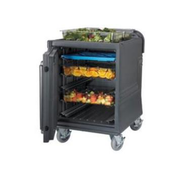 CAMCMBPLH2615 - Cambro - CMBPLH2615 - 220V Low Insulated Electric Food Transport Cart Product Image