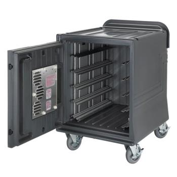 CAMCMBPLH615 - Cambro - CMBPLH615 - 110V Low Insulated Electric Food Transport Cart Product Image