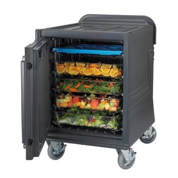 CAMCMBPLHD615 - Cambro - CMBPLHD615 - Low Insulated Non-Electric Food Transport Cart Product Image