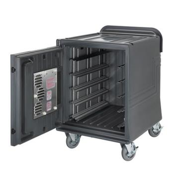 CAMCMBLHHD615 - Cambro - CMBPLHHD615 - Low Insulated Electric 110V Food Transport Cart Product Image