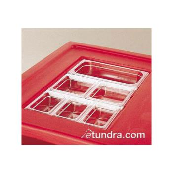 CAMDIV12135 - Cambro - DIV12 - Camcarrier 12 3/4 in Clear Divider Bar Product Image