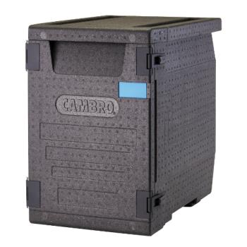99918 - Cambro - EPP400110 - 90.9 qt Black Insulated Cam GoBox Product Image