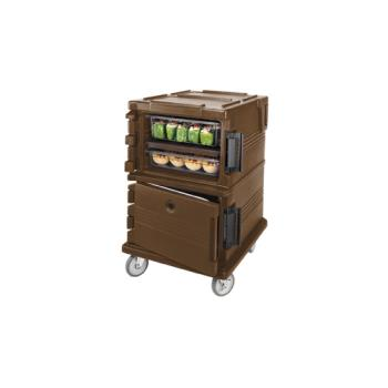 CAMUPC1200131 - Cambro - UPC1200 - Ultra Camcart 45 1/2 in Brown Pan Carrier Product Image
