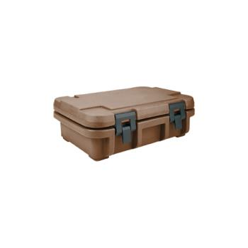 CAMUPC140131 - Cambro - UPC140 - Camcarrier Full Size 4 in Deep Brown Pan Carrier Product Image