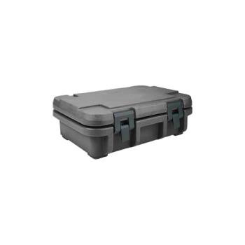 CAMUPC140110 - Cambro - UPC140110 - Camcarrier Full Size 4 in Deep Black Pan Carrier Product Image