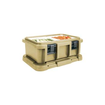 CAMUPC160157 - Cambro - UPC160 - Camcarrier Full Size 6 in Deep Beige Pan Carrier Product Image