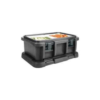 CAMUPC160110 - Cambro - UPC160 - Camcarrier Full Size 6 in Deep Black Pan Carrier Product Image