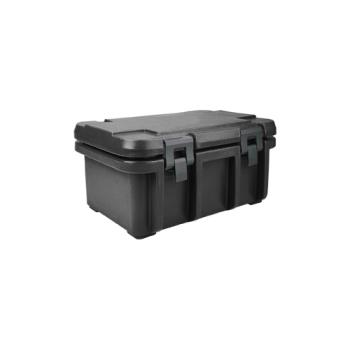 CAMUPC180110 - Cambro - UPC180 - Camcarrier Full Size 8 in Deep Black Pan Carrier Product Image