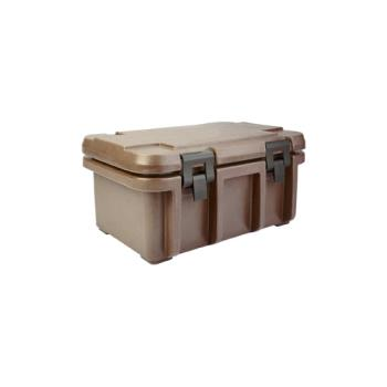 CAMUPC180131 - Cambro - UPC180 - Camcarrier Full Size 8 in Deep Brown Pan Carrier Product Image