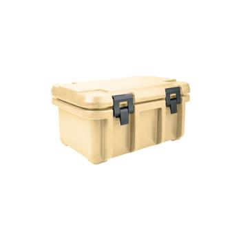 CAMUPC180157 - Cambro - UPC180157 - Camcarrier Full Size 8 in Deep Beige Pan Carrier Product Image
