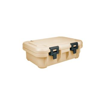 CAMUPCS140157 - Cambro - UPCS140 - Camcarrier Full Size 4 in Deep Beige Pan Carrier Product Image