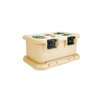 CAMUPCS160157 - Cambro - UPCS160 - Camcarrier Full Size 6 in Deep Beige Pan Carrier Product Image