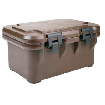 CAMUPCS180131 - Cambro - UPCS180 - Camcarrier Full Size 8 in Deep Brown Pan Carrier Product Image