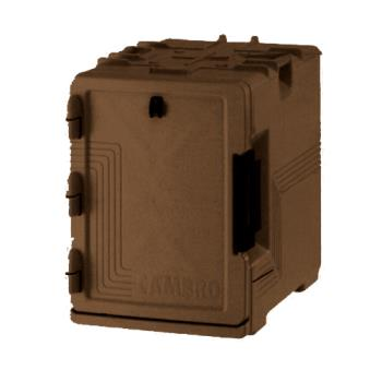 75131 - Cambro - UPCS400131 - Side Loading Brown Ultra Camcarrier® Product Image