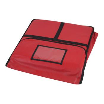85520 - Update International - PIB-18 - 2-Box Red 16 in Pizza Delivery Bag Product Image