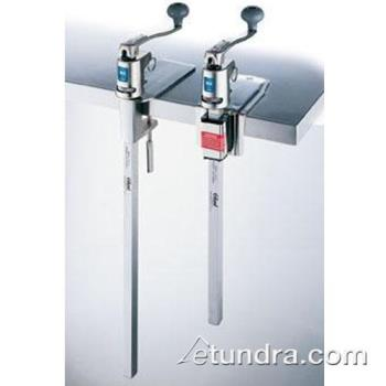 EDLU12CL - Edlund - U-12CL - Quick Change Manual Can Opener with Bar and S/S Clamp Base Product Image