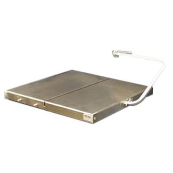 AFICC12 - Alfa - CC-12 - Stainless Steel 12 in Heat Seal® Manual Cheese Cutter Product Image
