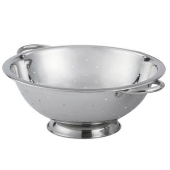 78160 - Vollrath - 47965 - 5 Qt Stainless Steel Colander With Handles Product Image