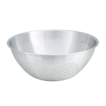WINALO16 - Winco - ALO-16 - 16 1/2 in China Cap Colander Product Image