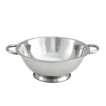 75370 - Winco - COD-3 - 10 in Stainless Steel Colander Product Image