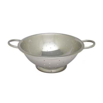 78145 - Winco - COD-5 - 12 in Stainless Steel Colander Product Image