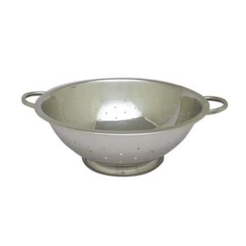 78146 - Winco - COD-8 - 14 in Stainless Steel Colander Product Image