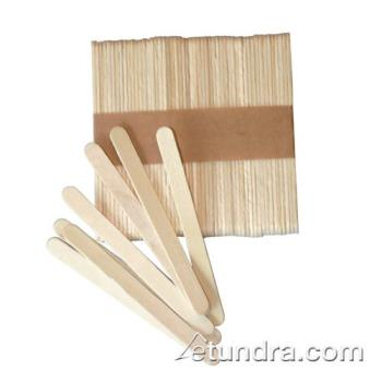 WOR4146650 - World Cuisine - 41466-50 - Ice Cream Mold Wooden Sticks Product Image