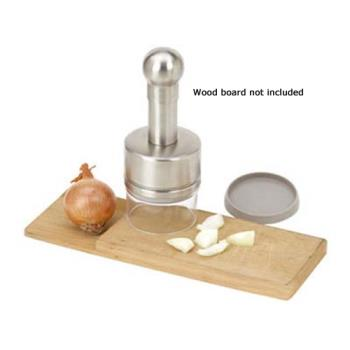 WOR4821609 - World Cuisine - 48216-09 - 3 1/2 in Rotating Chopper Product Image