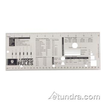 MECM33241S - Mercer - M33241S - Mercer Rules Spanish Version Cutlery Tool Product Image