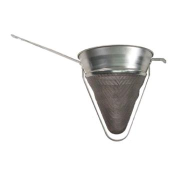 85419 - Winco - CCB-8R - 8 in Chinois Strainer Product Image