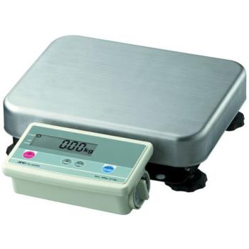 76019 - A&D Weighing - FG-30KBM - 60 lb to 0.1 lb Digital Receiving Scale Product Image