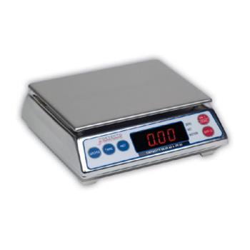 DETAP10 - Detecto - AP-10 - 9.995 lb x .005 lb Digital Portion Scale Product Image