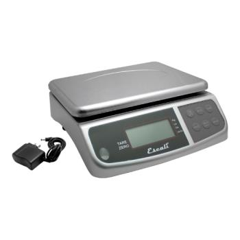 51131 - Escali Scales - M6630 - 66 lb x .2 oz Digital Portion Scale With AC Adapter Product Image
