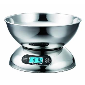 ESCR115 - Escali Scales - SCDGB11 - 11 Lb Stainless Steel Rondo Scale Product Image