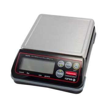 51167 - Rubbermaid - 1812591 - 192 oz Digital Scale Product Image