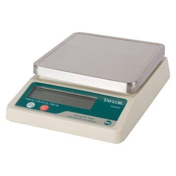 51165 - Taylor Precision - TE10FT - 10 lb Digital Portion Scale Product Image