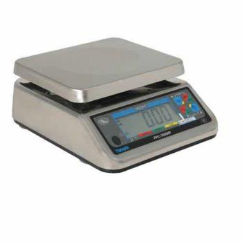 YAMPPC300WP22 - Yamato - PPC-300WP-22 - 22 lb x .01 lb Digital Portion Scale Product Image