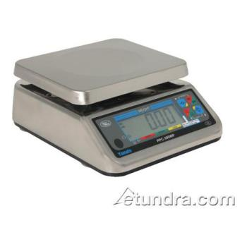 YAMPPC300WP4 - Yamato - PPC-300WP-4 - 4.4 lb x .002 lb Digital Portion Scale Product Image