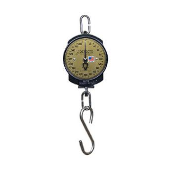 DET11S400H - Detecto - 11S400H - 400 lb x 1 lb Hanging Dial Scale Product Image