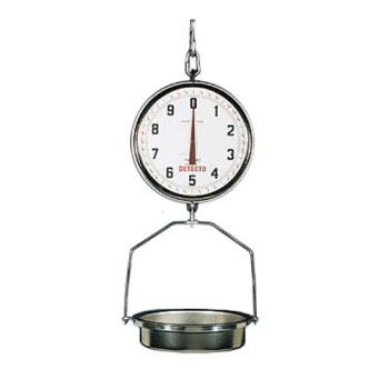 DETT3530 - Detecto - T3530 - 10 lb x 1 oz Dial Hanging Scale Product Image
