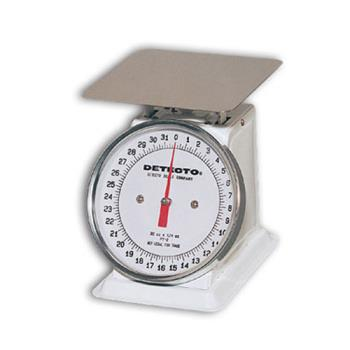 DETPT2 - Detecto - PT-2 - 32 oz x 1/4 oz Mechanical Scale Product Image