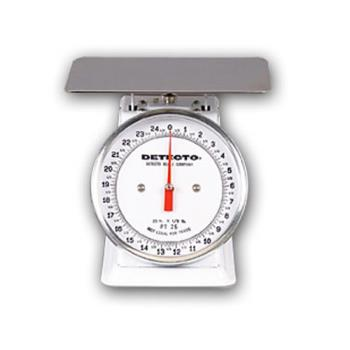 DETPT5 - Detecto - PT-5 - 5 lb x 1/2 oz Mechanical Portion Scale Product Image