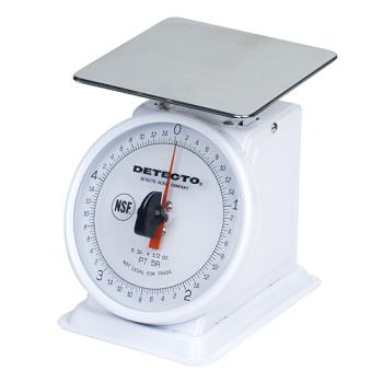 DETPT5R - Detecto - PT-5R - 5 lb x 1/2 oz Mechanical Portion Scale Product Image