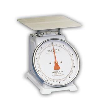 DETT10 - Detecto - T10 - 10 lb x 1 oz Mechanical Scale Product Image
