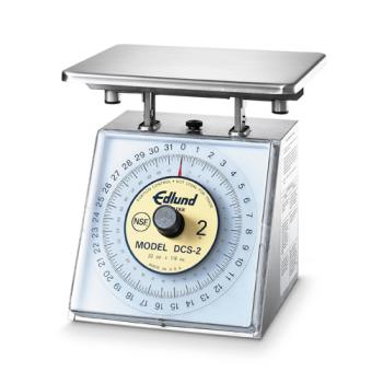 EDLDCS2 - Edlund - DCS-2 - 32 oz x 1/8 oz Mechanical Scale Product Image