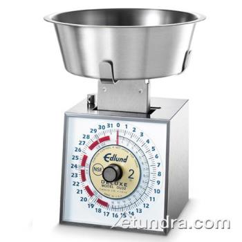 EDLOU32 - Edlund - OU-32 - 32 oz x 1/4 oz Mechanical Scale Product Image