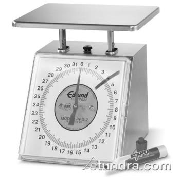 EDLPFD2 - Edlund - PFD-2 - 32 oz x 1/8 oz Mechanical Scale Product Image