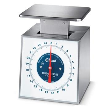 EDLSF25 - Edlund - SF-25 - 25 lb x 4 oz Mechanical Scale Product Image